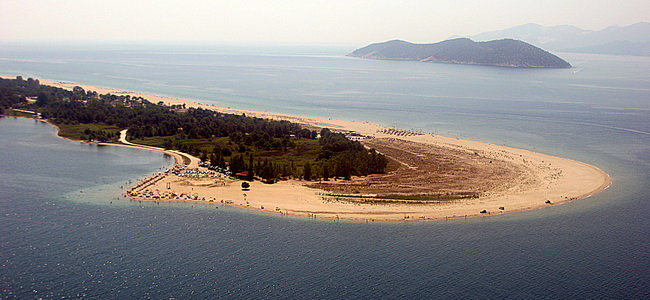 Aerial photo Keramotis