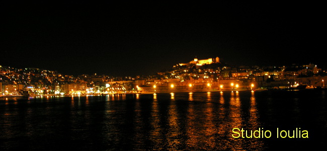 KAVALA Castle nightshot